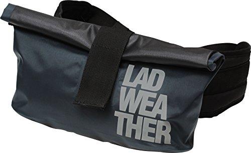 [LAD WEATHER]防水ウエストポーチ ショルダー バッグ カバン 丈夫で軽量 耐久性 アウトドア