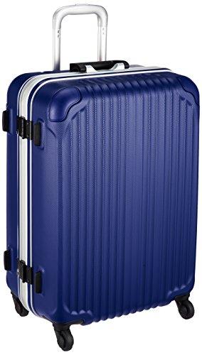 [エスケープ] ハードフレームスーツケース シフレ 1年保証付 保証付 67L 67cm 4.7kg ESC1045T-60 マットネイビー マットネイビー