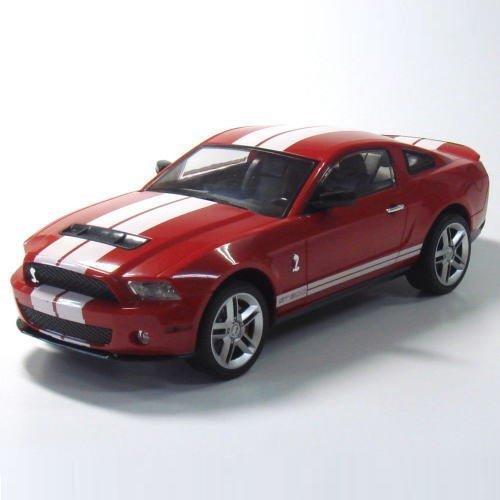 1/16 RC マスタング GT500 レッド TY-0102MR