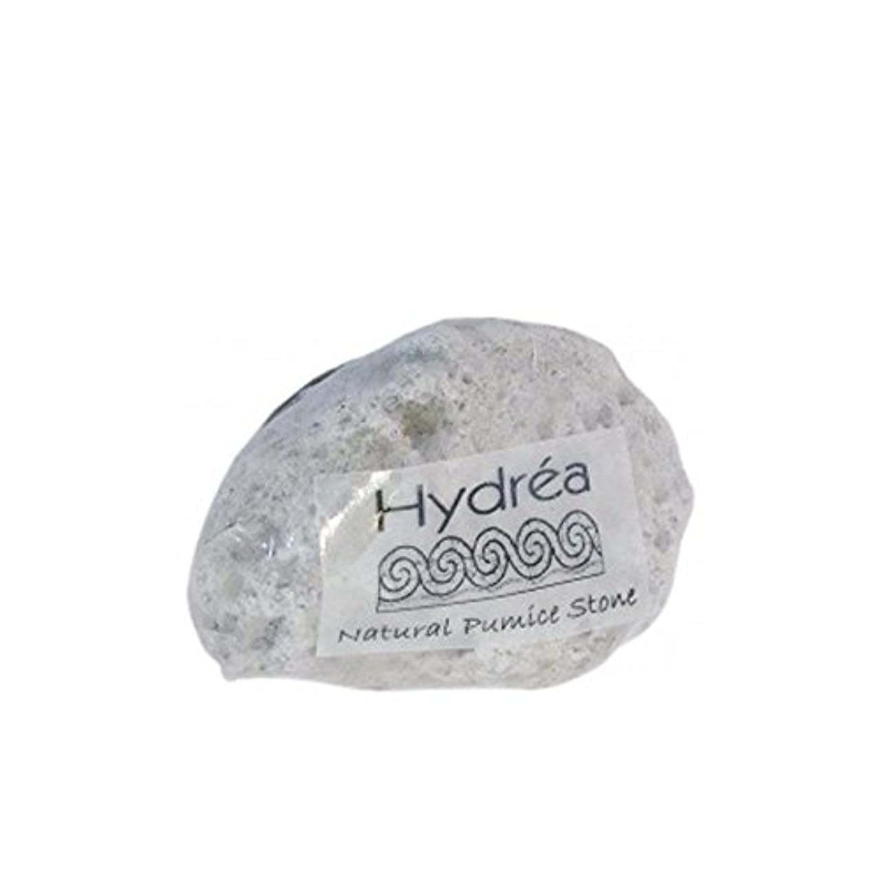 スノーケルソーシャルお客様Hydrea London - Natural Pumice Stone (Pack of 6) - ハイドレアロンドン - 自然軽石 x6 [並行輸入品]