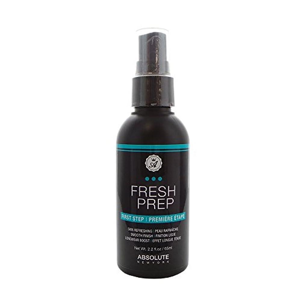 自発近々半ば(3 Pack) ABSOLUTE Fresh Prep Primer Spray (並行輸入品)