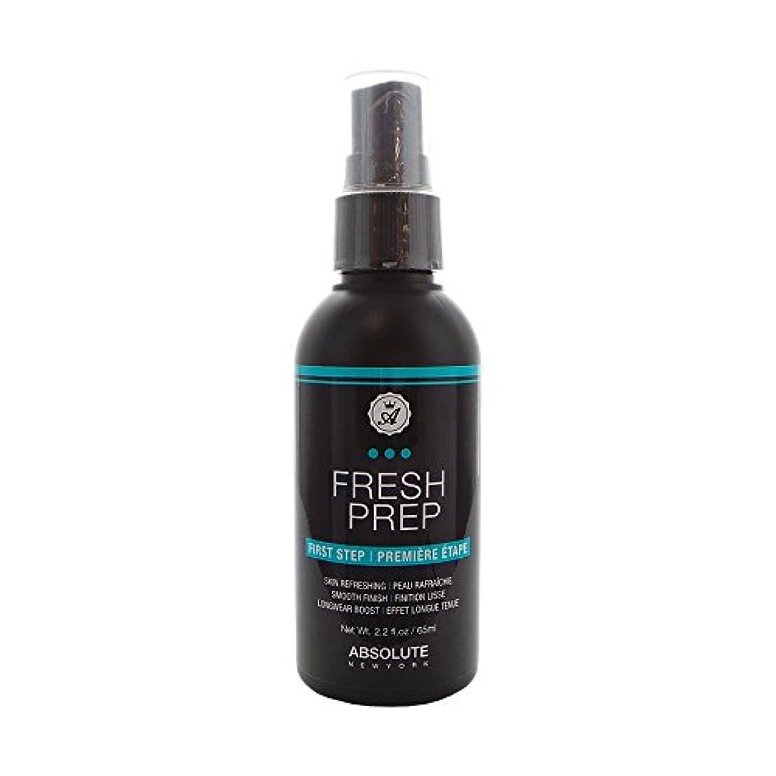 むちゃくちゃニンニク感情の(3 Pack) ABSOLUTE Fresh Prep Primer Spray (並行輸入品)