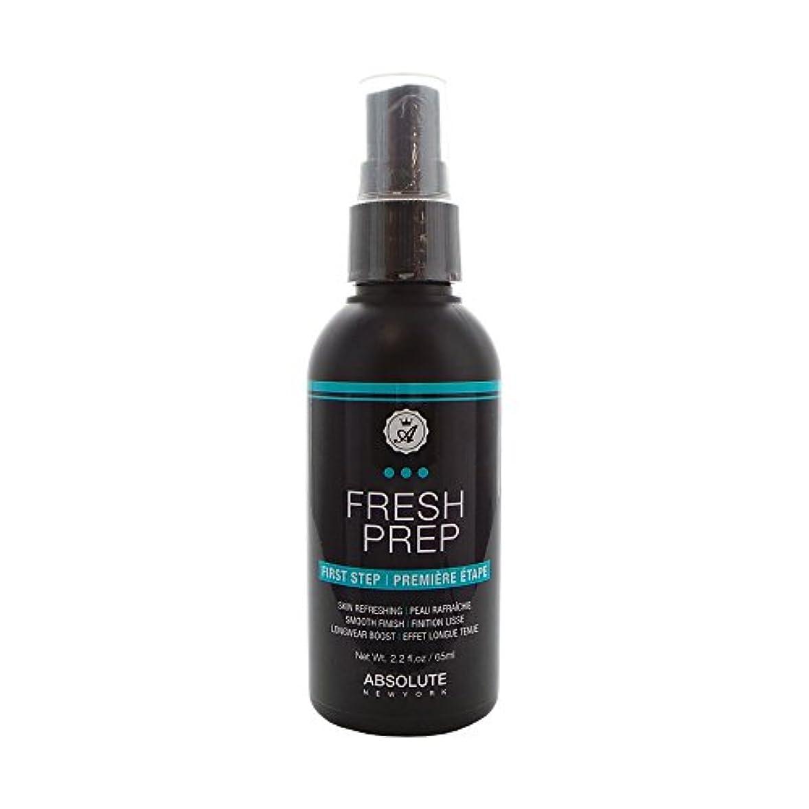 ハイライト芝生調和のとれた(3 Pack) ABSOLUTE Fresh Prep Primer Spray (並行輸入品)