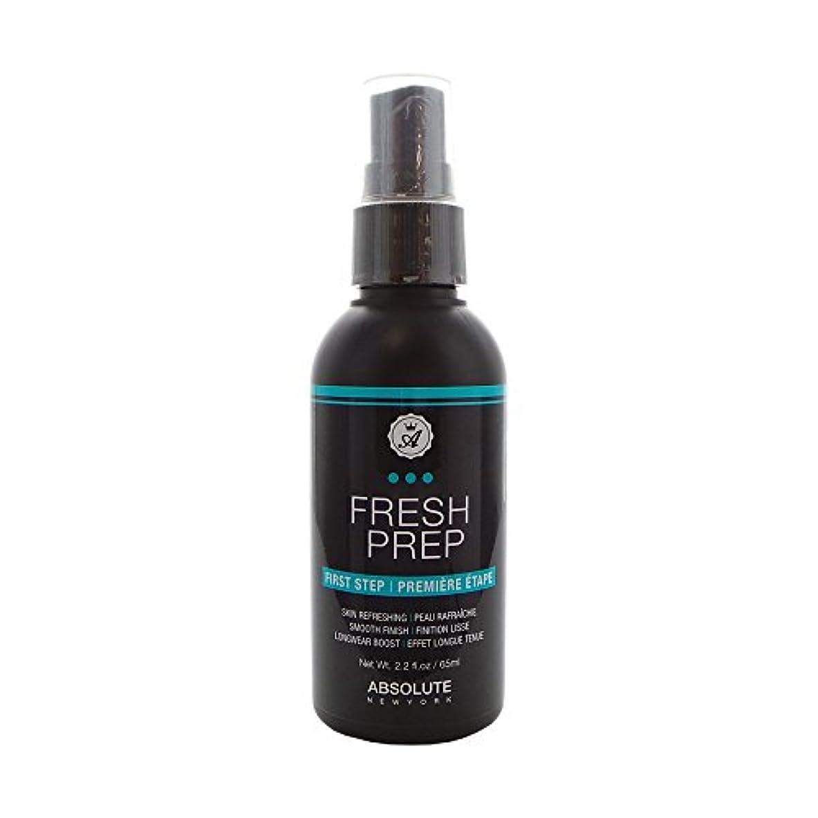 (6 Pack) ABSOLUTE Fresh Prep Primer Spray (並行輸入品)