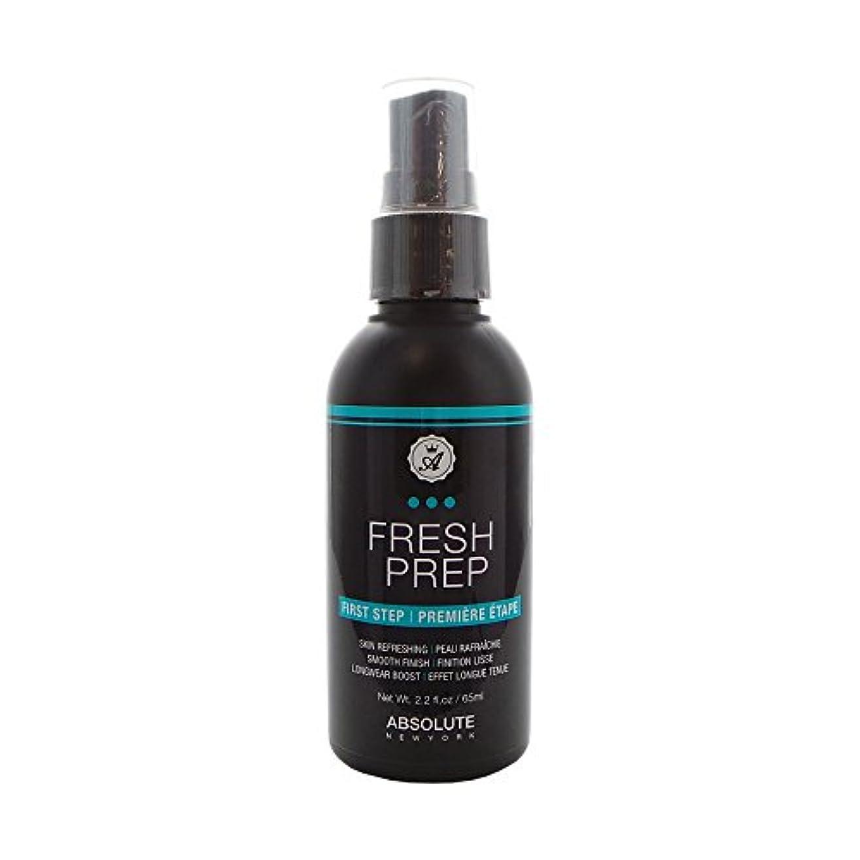 感情出しますママ(6 Pack) ABSOLUTE Fresh Prep Primer Spray (並行輸入品)