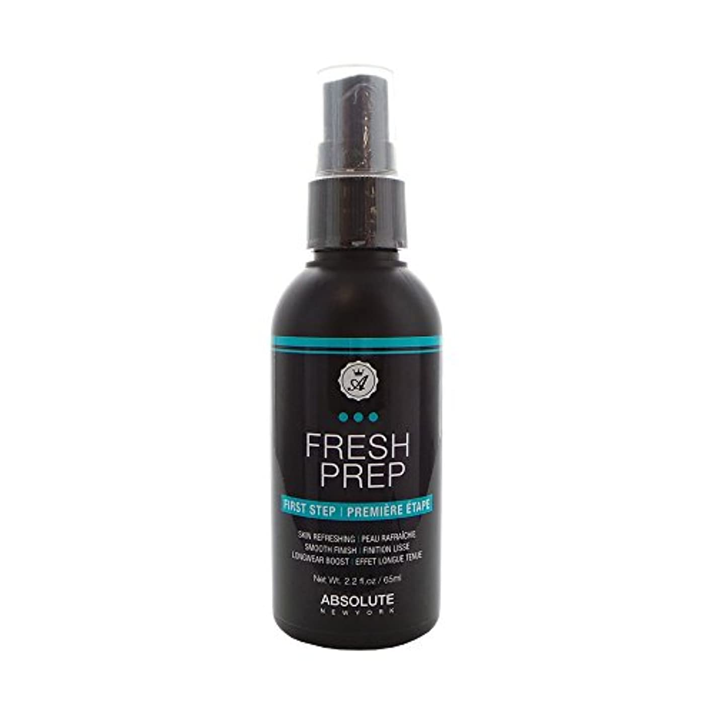 下着契約しためまいが(6 Pack) ABSOLUTE Fresh Prep Primer Spray (並行輸入品)
