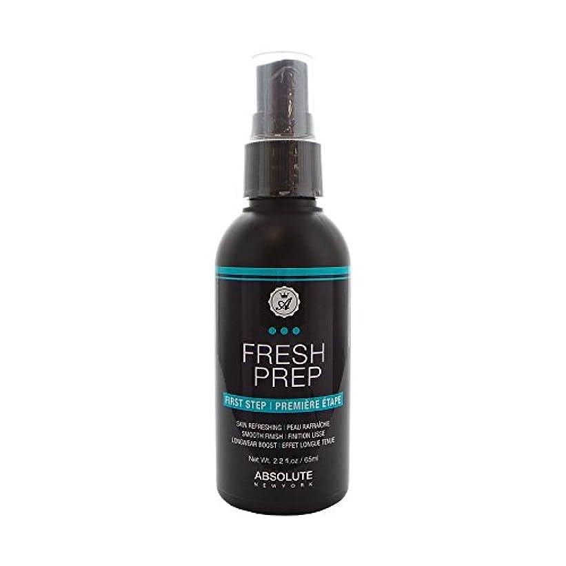 温度余裕がある発音する(6 Pack) ABSOLUTE Fresh Prep Primer Spray (並行輸入品)