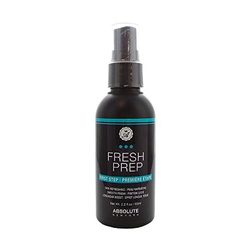 麦芽着陸アナリスト(3 Pack) ABSOLUTE Fresh Prep Primer Spray (並行輸入品)