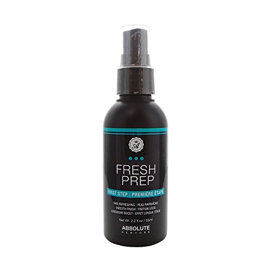 (6 Pack) ABSOLUTE Fresh Prep Primer Spray (並行輸入品)