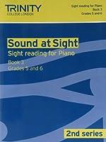 Sound At Sight (2nd Series) Piano Book 3 Grades 5-6