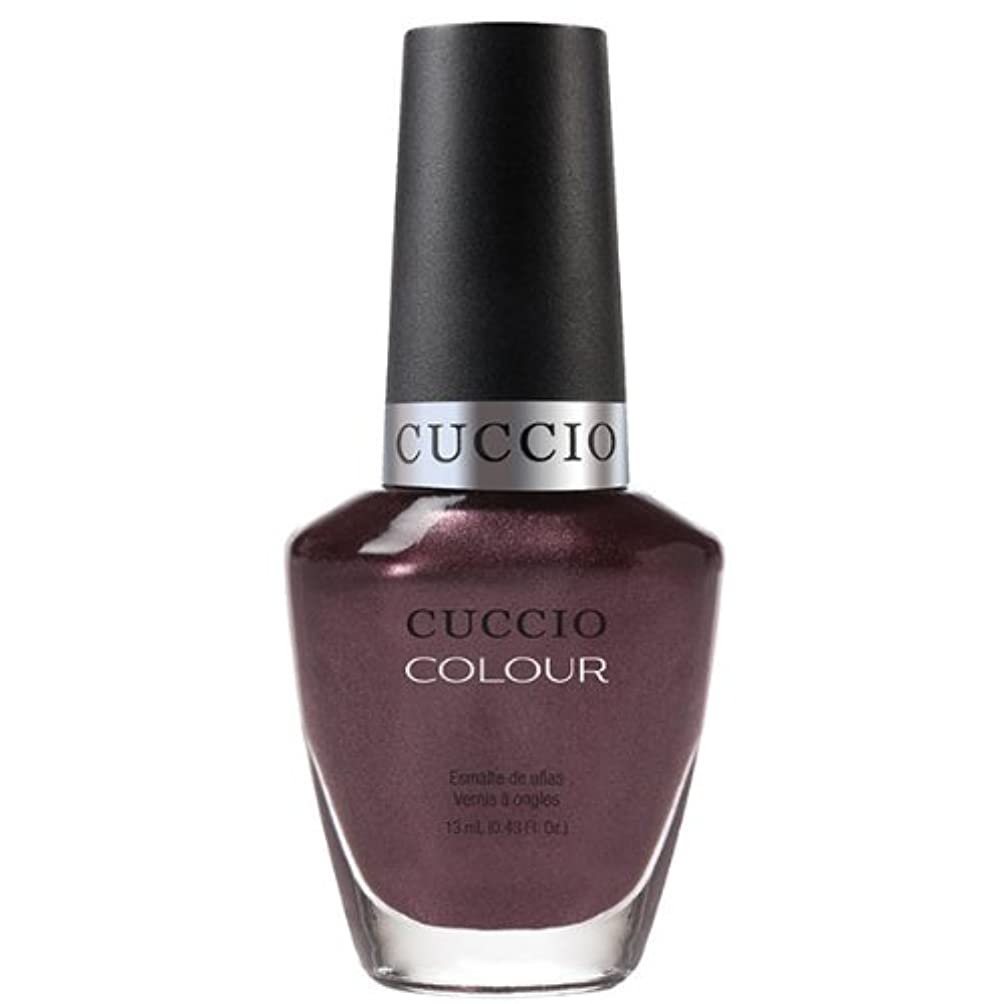 寛容パスポート速いCuccio Colour Gloss Lacquer - One Night in Bangkok - 0.43oz / 13ml