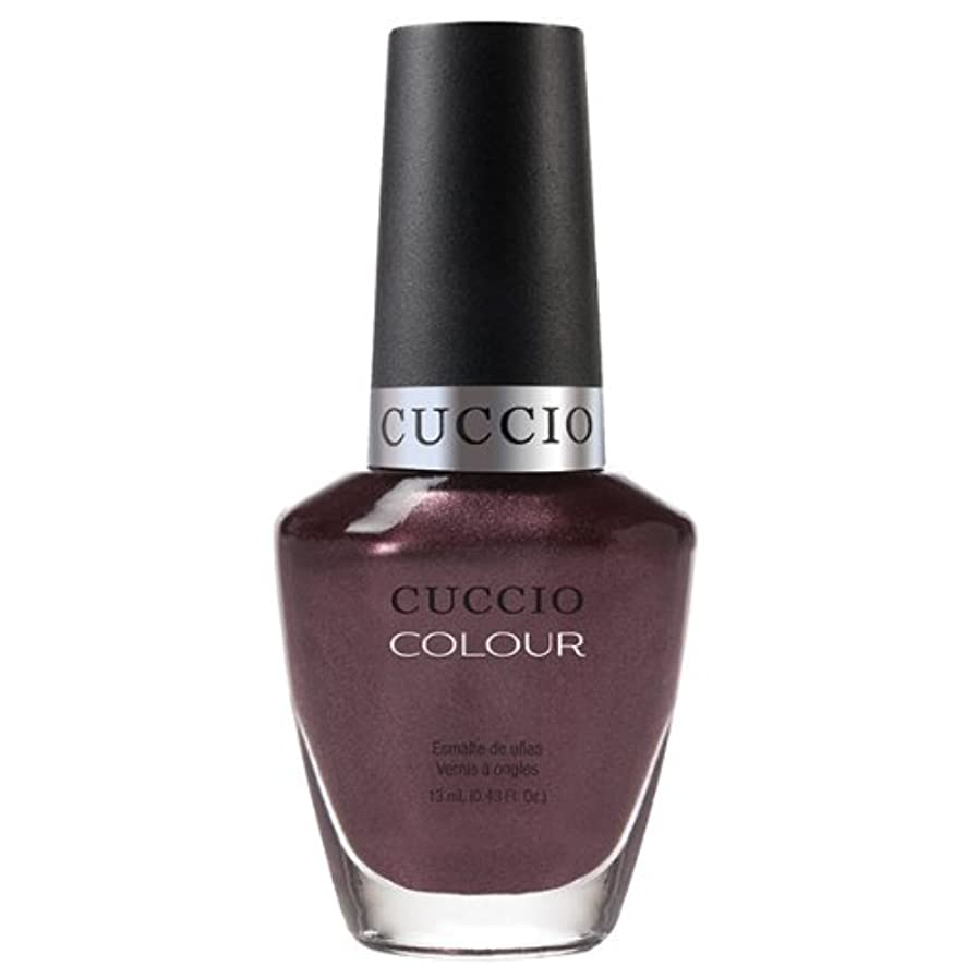 保持事ウナギCuccio Colour Gloss Lacquer - One Night in Bangkok - 0.43oz / 13ml