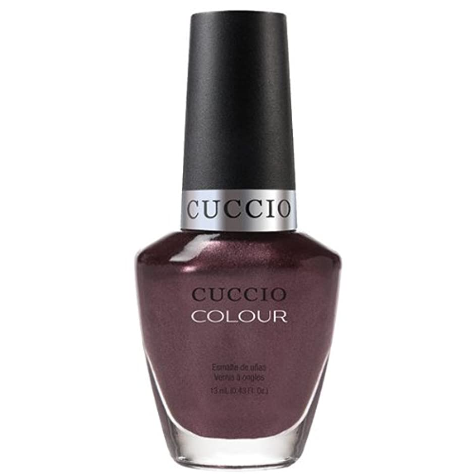 キャンプ勧告アパートCuccio Colour Gloss Lacquer - One Night in Bangkok - 0.43oz / 13ml