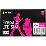 So-net Prepaid LTE SIM プラン2G ナノSIM