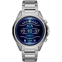 Armani Exchange Men's AXT2000 Smart Digital Silver Watch