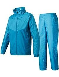 デサント(DESCENTE) COSMIC THERMO ジャケット&ロングパンツ 上下セット(ブルー/ブルー) DMMMJF33A-BL-DMMMJG33-BL