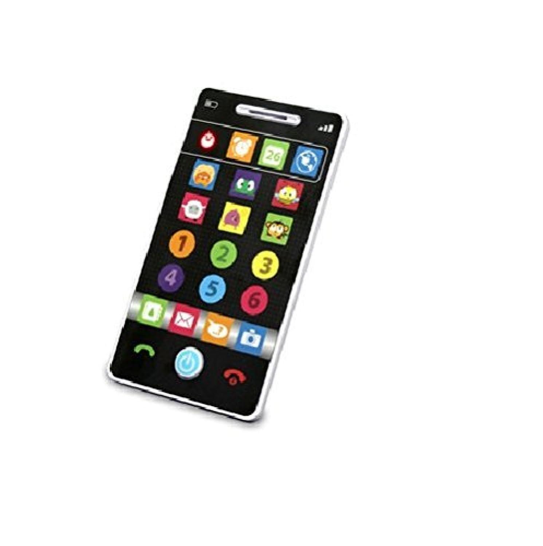 Kidz Delight Smooth Touch Smart Phone, Black Display NewBorn, Kid, Child, Childern, Infant, Baby by Kidz Delight [並行輸入品]
