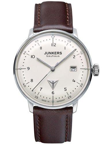 [ユンカース] JUNKERS ブランド腕時計Bauhaus シンプルで飽きのこない逸品 6046-5 【並行輸入品】