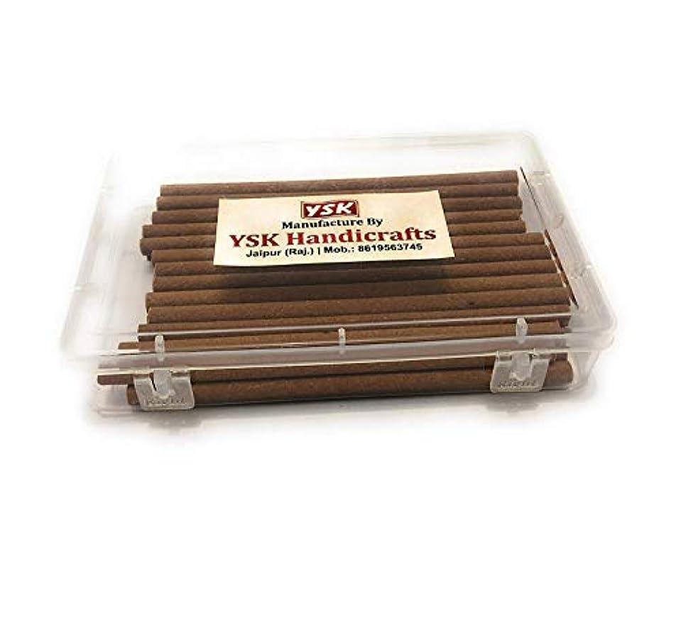 貪欲テクニカル不良品YSK Sandalwood Incense Stick with Stand -Set of 28 Pieces