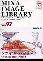 MIXA IMAGE LIBRARY Vol.97 クッキング・イラスト