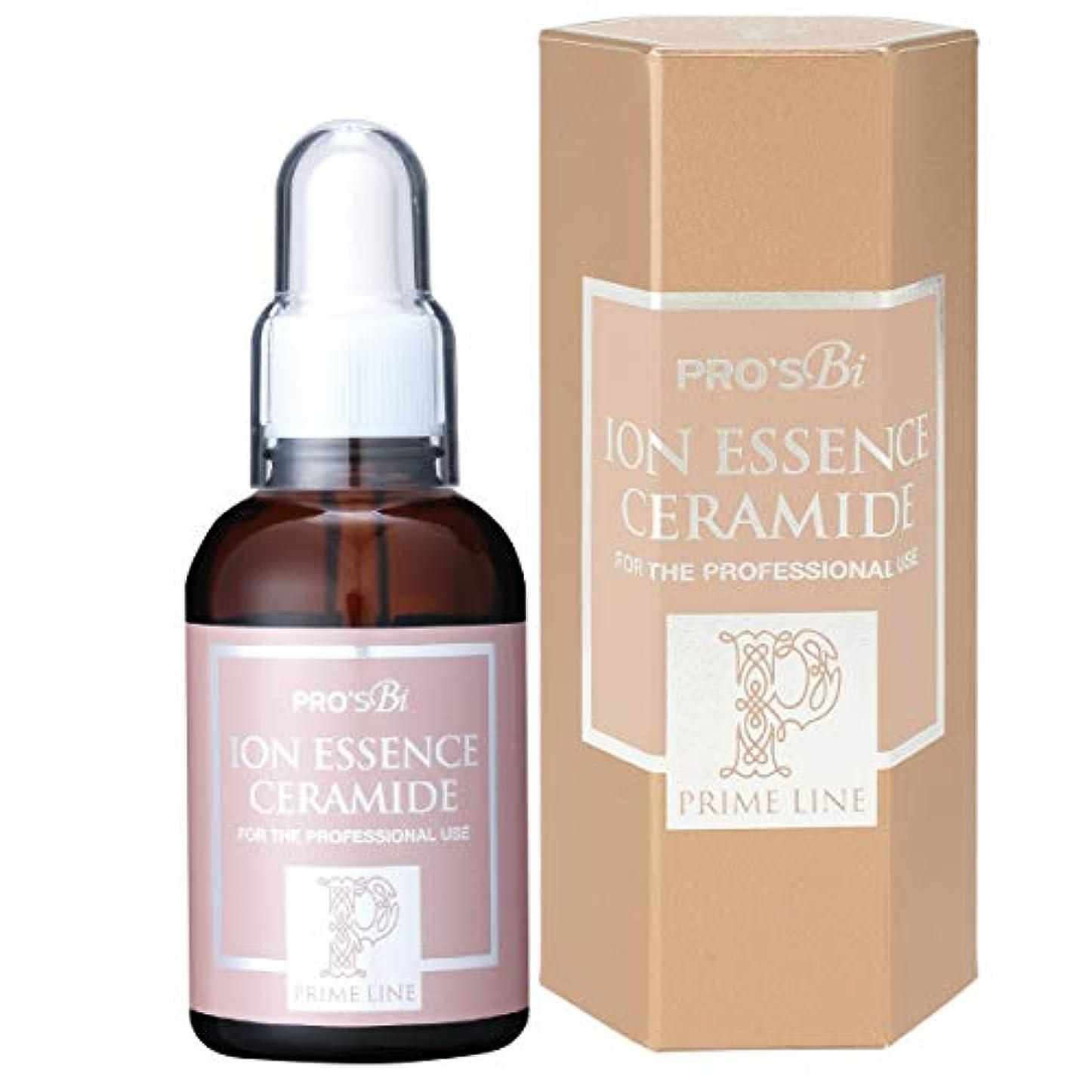 先生母団結するプロズビ プライム イオンエッセンス 高濃度 セラミド 60ml イオン導入 美容液 業務用