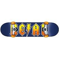 リアル (REAL) NEW DEEDS MINI COMPLETE 7.3 キッズサイズ 初心者 スケートボード スケボー コンプリート 完成品