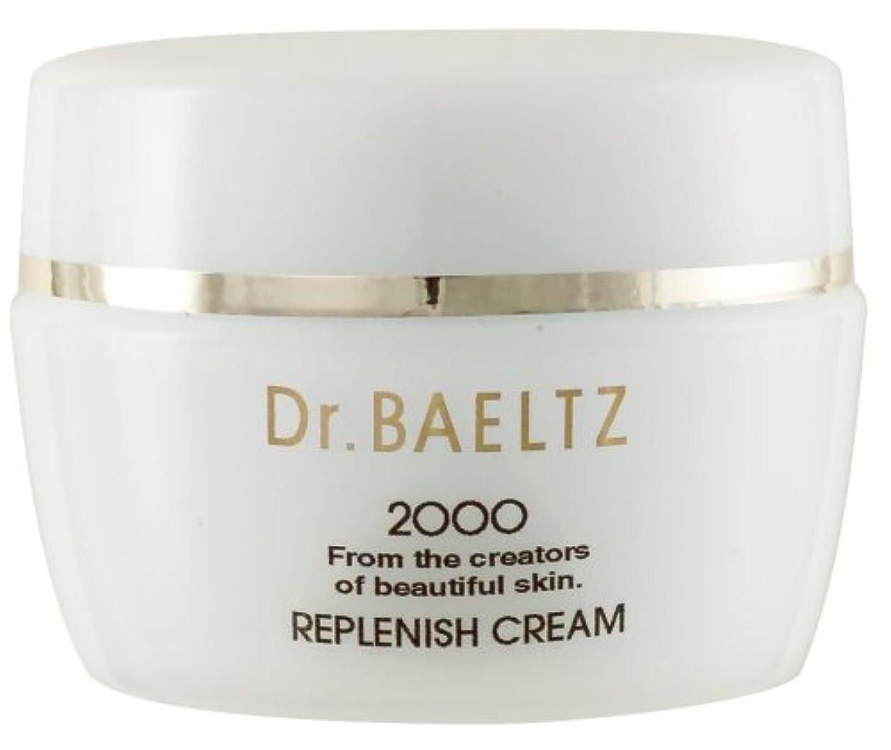 エミュレーション困惑教えドクターベルツ(Dr.BAELTZ) リプレニッシュクリーム 40g(保湿クリーム)