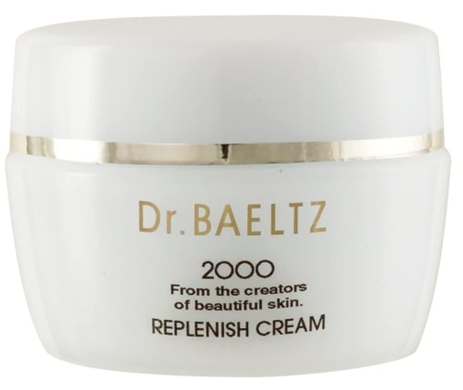 ドクターベルツ(Dr.BAELTZ) リプレニッシュクリーム 40g(保湿クリーム)