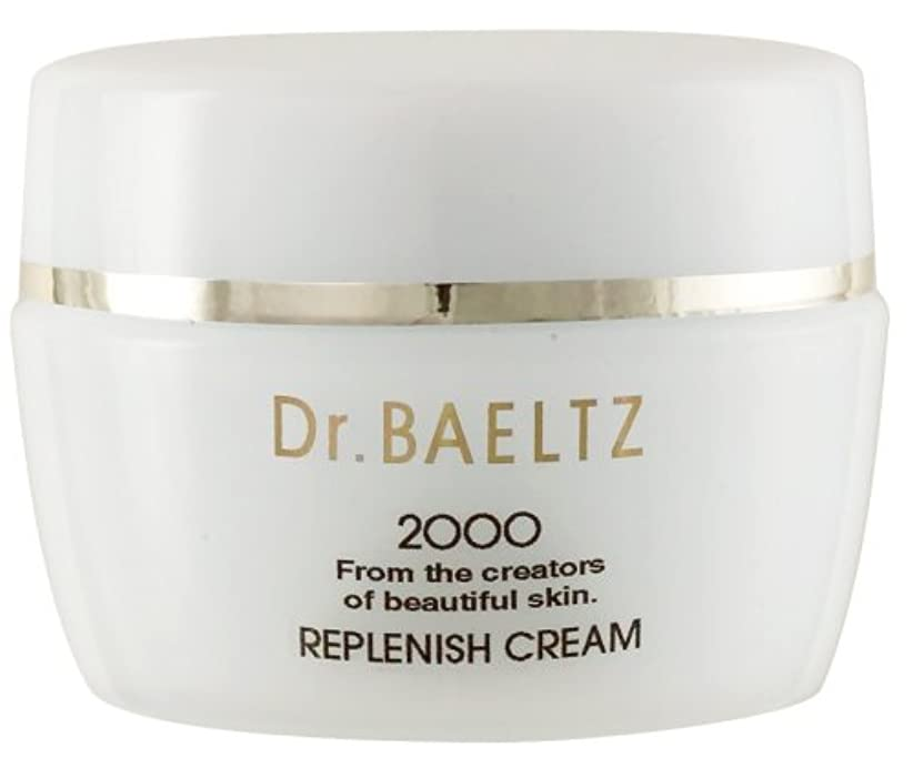 かんがい微弱小道ドクターベルツ(Dr.BAELTZ) リプレニッシュクリーム 40g(保湿クリーム)