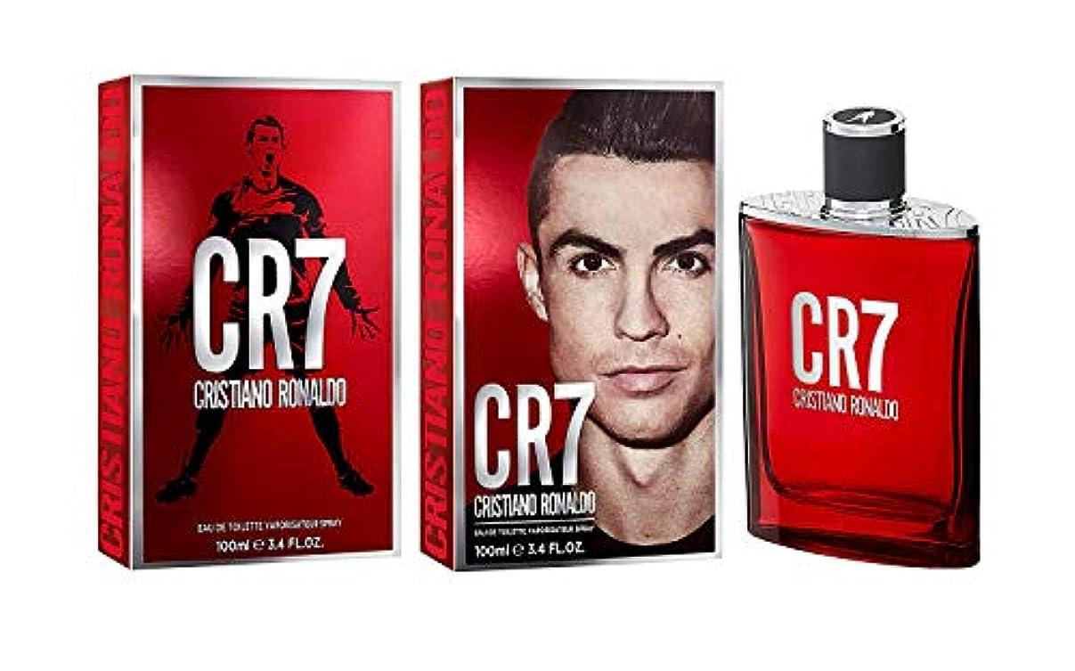 クリスティアーノロナウド CR7 バイ クリスティアーノ ロナウド オードトワレ EDT SP 100ml クリスティアーノロナウド Cristiano Ronaldo