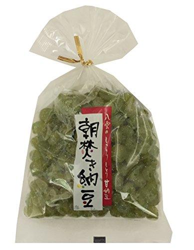 八雲製菓 中袋 朝焚き青えん甘納豆 270g
