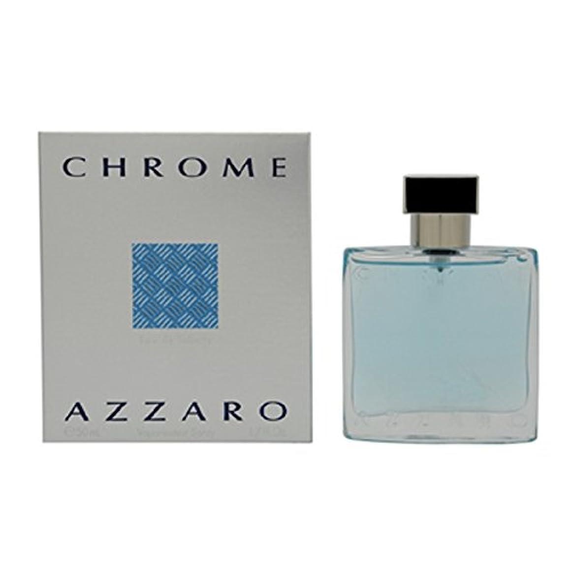 セール構想する我慢するアザロ AZZARO クローム EDT SP 50ml