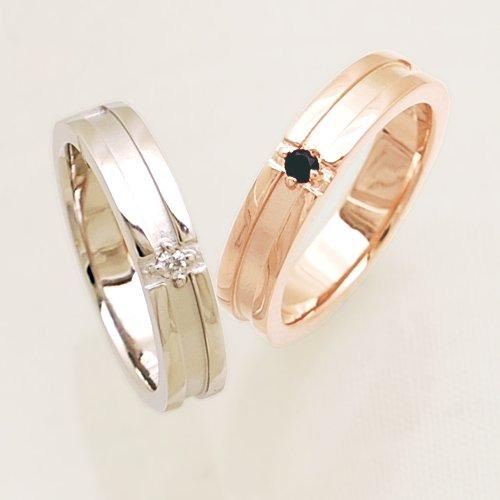 ダイヤモンドクロスリング 指輪/ring/人気 レディース メンズ ケース付き 【ホワイトダイヤモンド・プラチナタイプ】【リング幅4mm・8号】