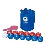 ボッチャ ゲーム用ボールセット・ニューススタンダード SRP-600 国際競技規格適合品