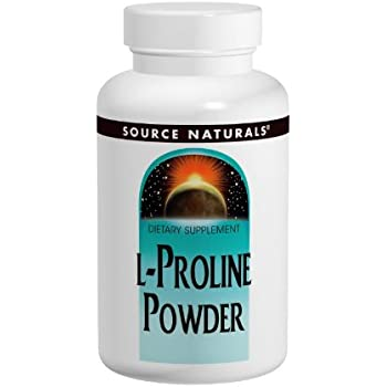 L-プロリン 2000mg Powder 4oz