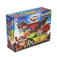 Hello Carbot ハロー カーボット 変身ロボット 韓国のトランスフォーマー Ghost Chaser True ゴースト チェイサー ツルー [並行輸入品]