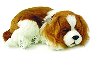 Perfect Petzzz Sleeping and Breathing Cavalier King Charles Puppy New soft Version