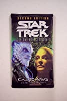 Star Trek 2nd Edition CCG Call To Arms Booster Packs