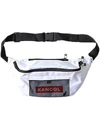 [カンゴール] KANGOL ウエストバッグ メッシュ メッシュバッグ ウエストポーチ メンズ レディース KGSA-BG00038
