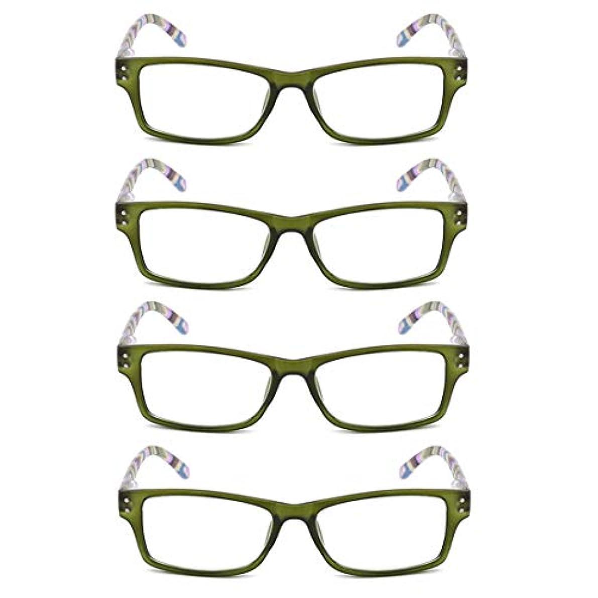 ファッションユニセックス老眼鏡、フルフレーム抗疲労メガネ、金属スプリングヒンジ、クリアビジョン、複数の色から選択可能