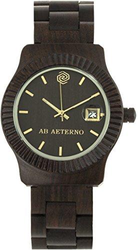 [アバテルノ]AB AETERNO 腕時計 SKY COLLECTION ウッド STORM 9825025 メンズ 【正規輸入品】