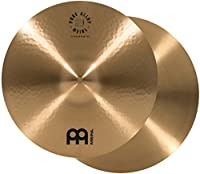 MEINL Cymbals マイネル Pure Alloy Series ハイハットシンバル 15