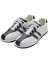 (ABS) ボウリングシューズ S-380 ホワイト?ブラック 【ボウリング用品 靴】
