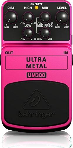 BEHRINGER ULTRA METAL UM300 ギターエフェクター