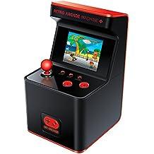 MY ARCADE レトロ・アーケード・マシンX 300ゲーム (16ビット)  ブラック