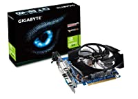 Gigabyte GeForce GT 640 2 GB ddr3 PCI Express 3.0 2 x DVI - D / D - Sub / HDMIグラフィックスカードgv-n640oc-2gi