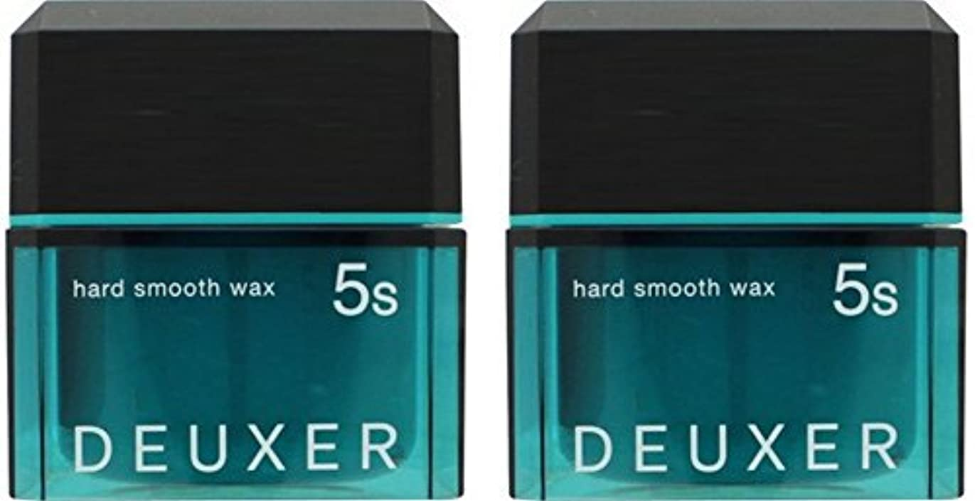 任意スキニー判決【X2個セット】 ナンバースリー デューサー ハードスムースワックス 5S 80g