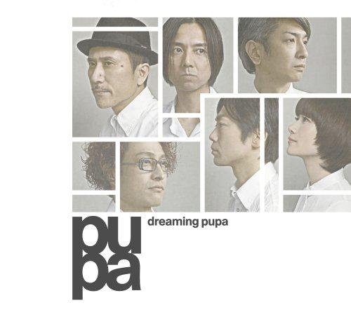dreaming pupa / pupa (演奏) (CD - 2010)
