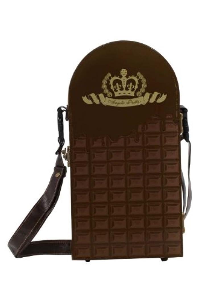 グラム疫病狂乱グルーヴ Doll Case Angelic Pretty Chess Chocolate Mint ver. (ドールケース アンジェリック プリティ チェス チョコレート ミント バージョン) DC-150