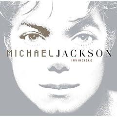 マイケル・ジャクソン_インヴィンシブル_音楽CD